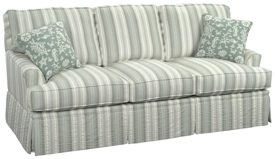 678 Casual Westport Sofa by Braxton Culler at Powell's Furniture and Mattress