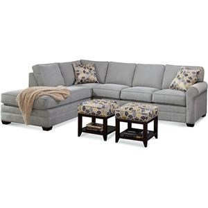 Bedford Bumper Sectional