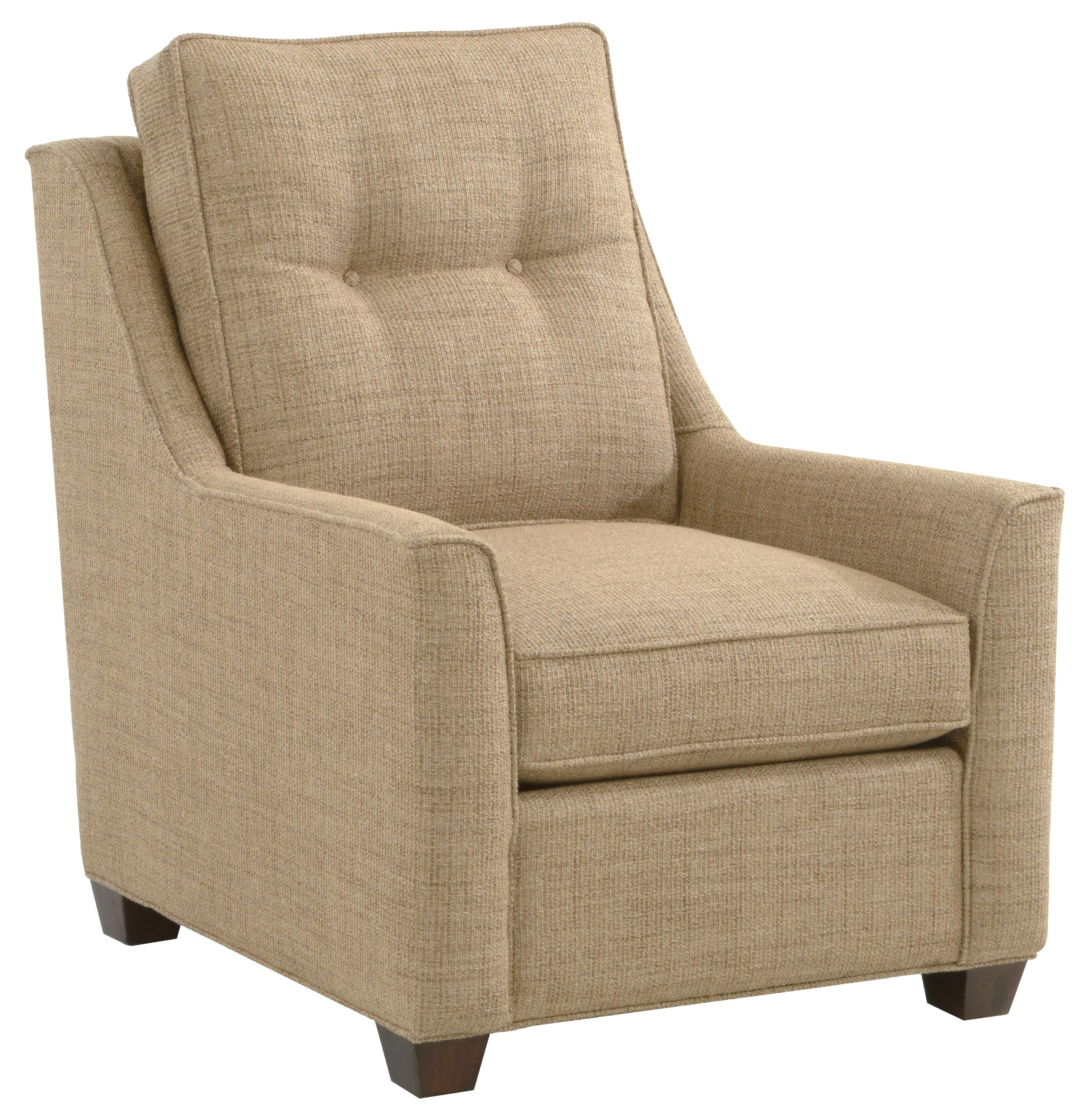 745  Upholstered Accent Chair by Braxton Culler at Alison Craig Home Furnishings