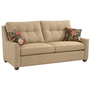 Braxton Culler 745  Stationary Cambridge Sofa