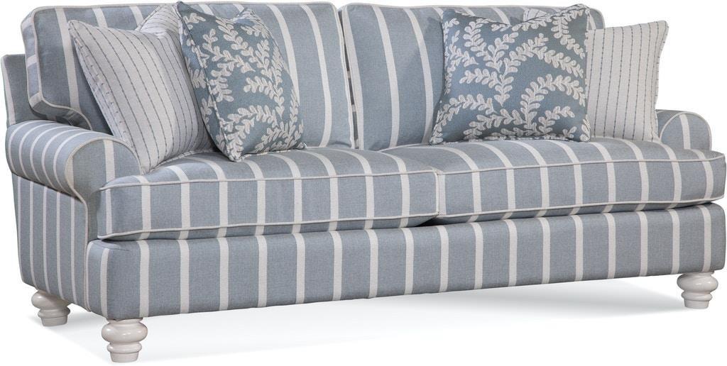 773 2 Cushion Sofa by Braxton Culler at Esprit Decor Home Furnishings
