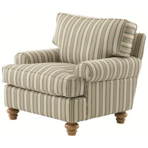 Braxton Culler 773 Upholstered Accent Chair