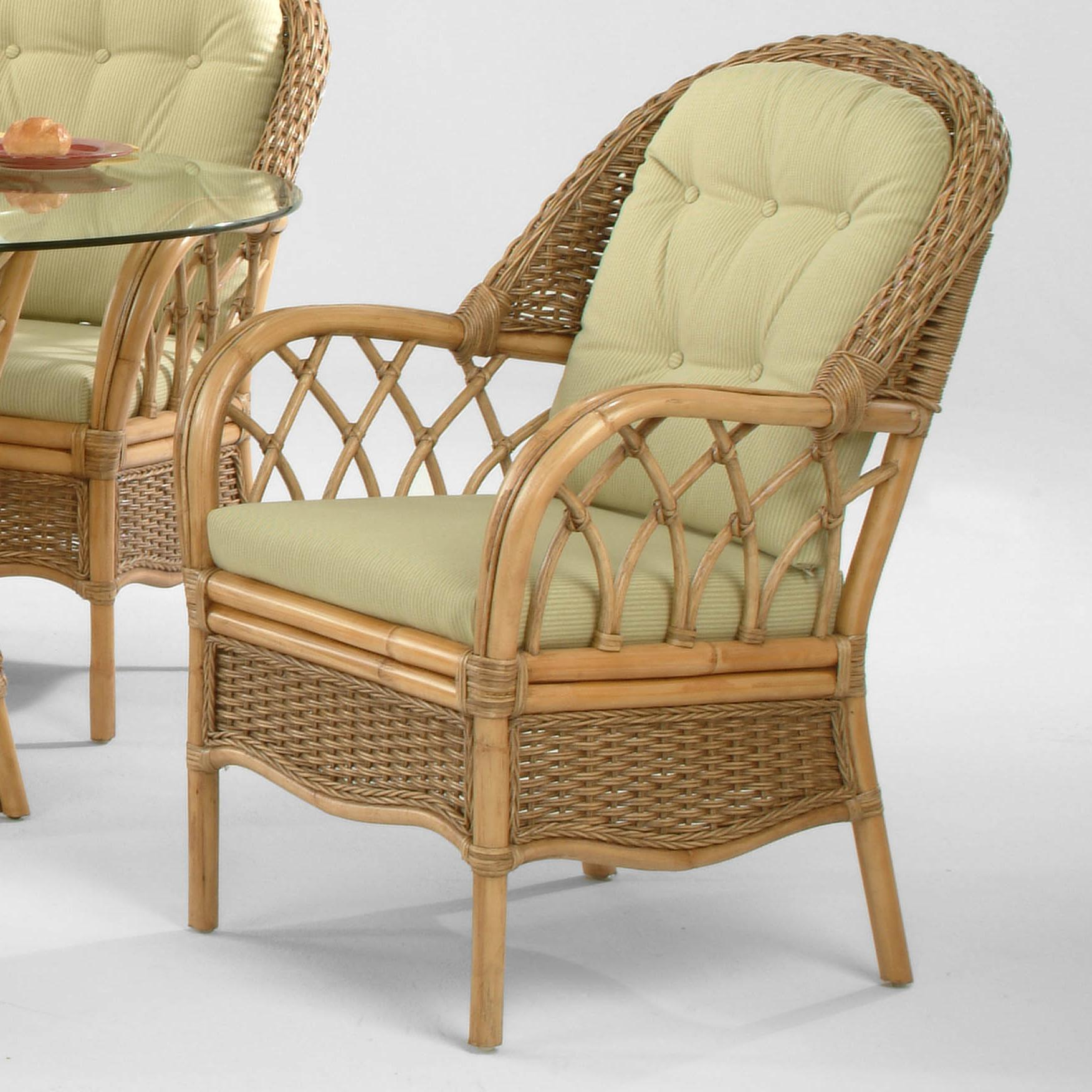 Everglade Dining Arm Chair by Braxton Culler at Esprit Decor Home Furnishings