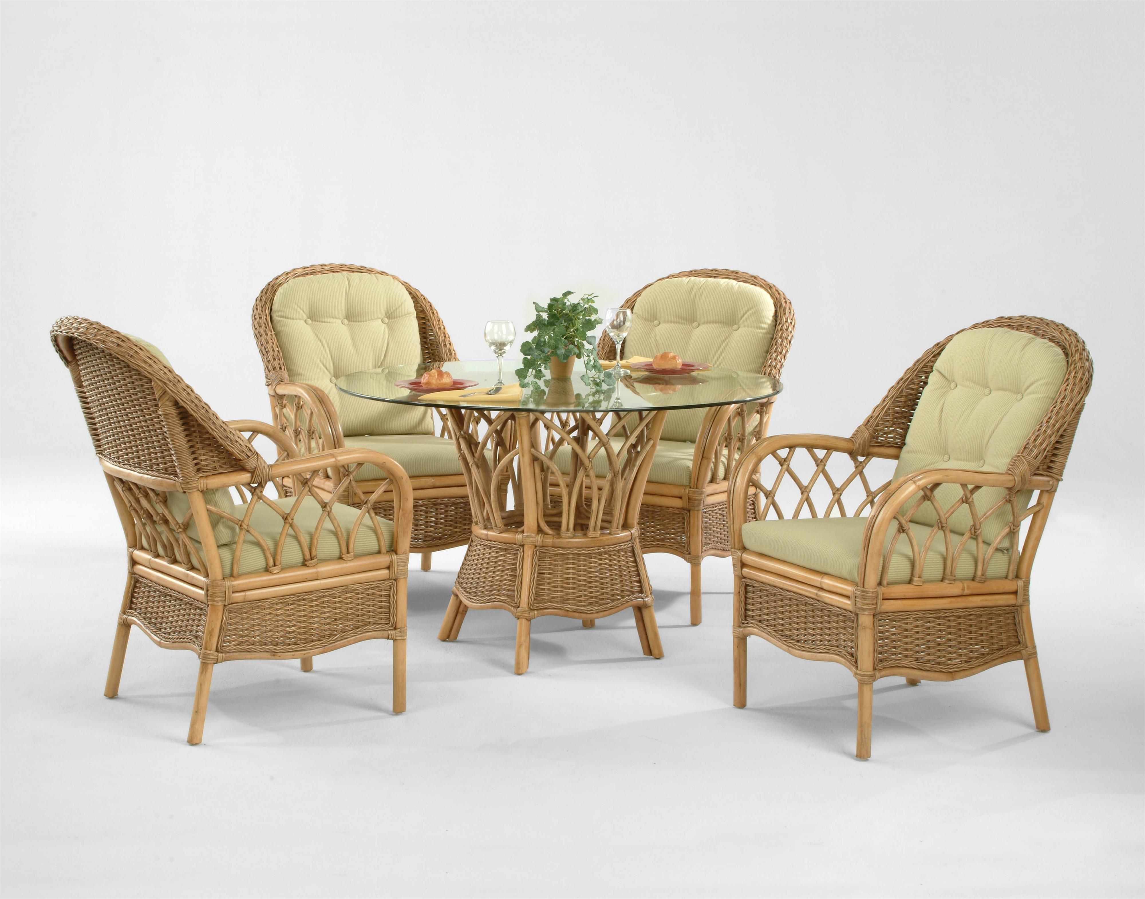Everglade 5 Piece Dining Set by Braxton Culler at Esprit Decor Home Furnishings