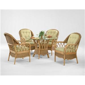 Braxton Culler Everglade 5 Piece Dining Set