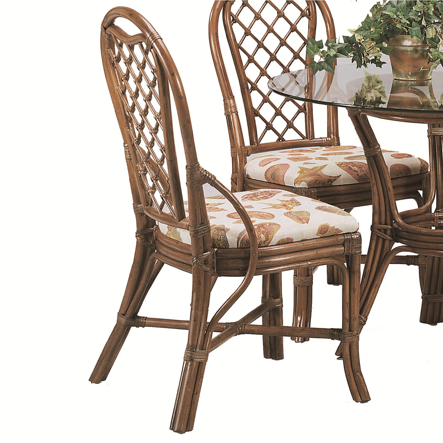 979 Side Chair by Braxton Culler at Alison Craig Home Furnishings