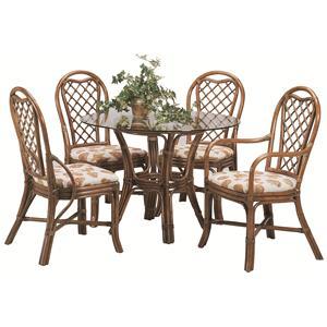 Braxton Culler 979 Five Piece Dining Set