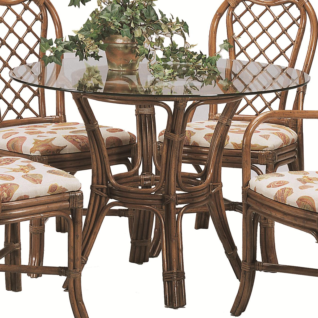 979 Dining Table by Braxton Culler at Esprit Decor Home Furnishings