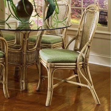 Acapulco Dining Side Chair by Braxton Culler at Alison Craig Home Furnishings