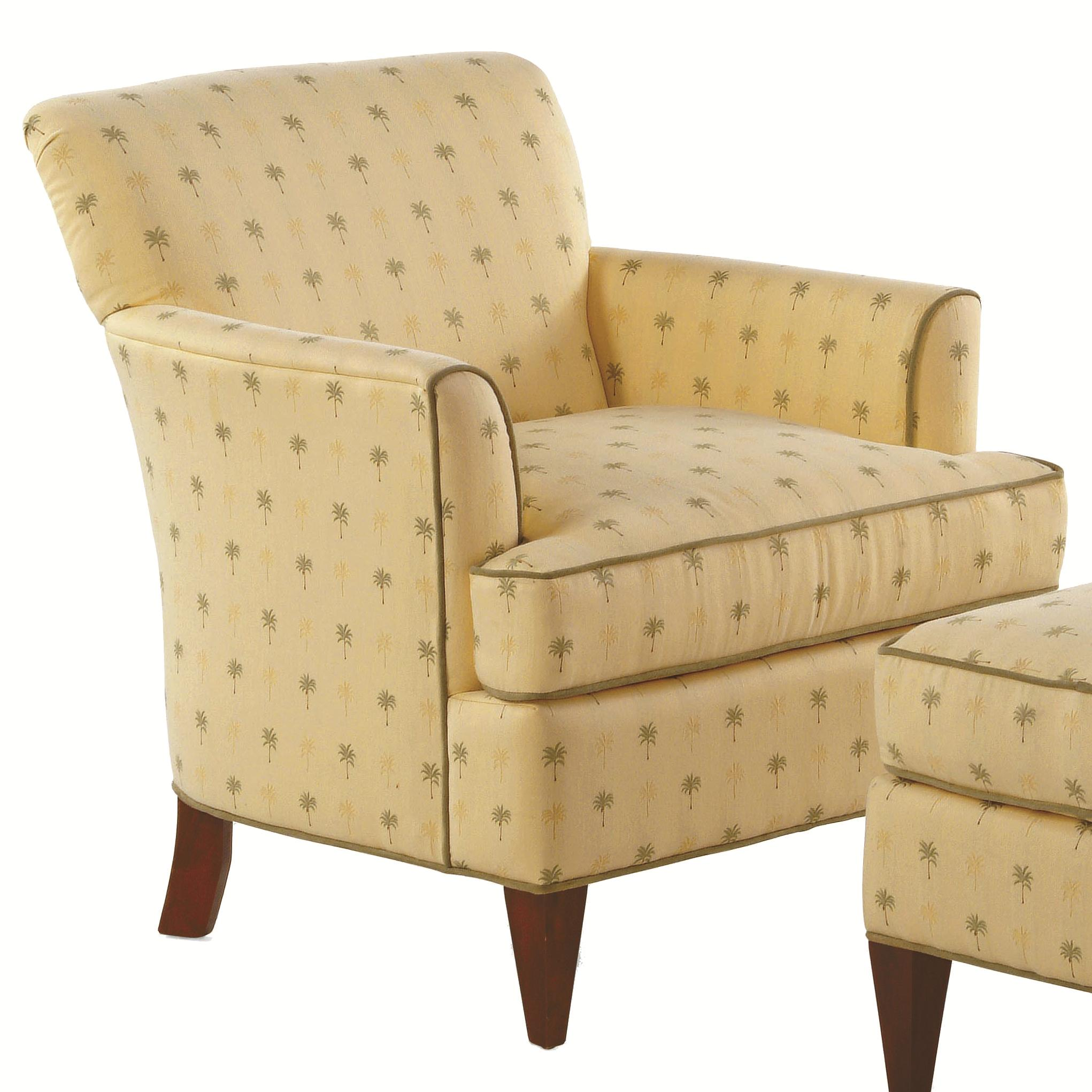 Accent Chairs Tuscany Upholstered Chair by Braxton Culler at Alison Craig Home Furnishings