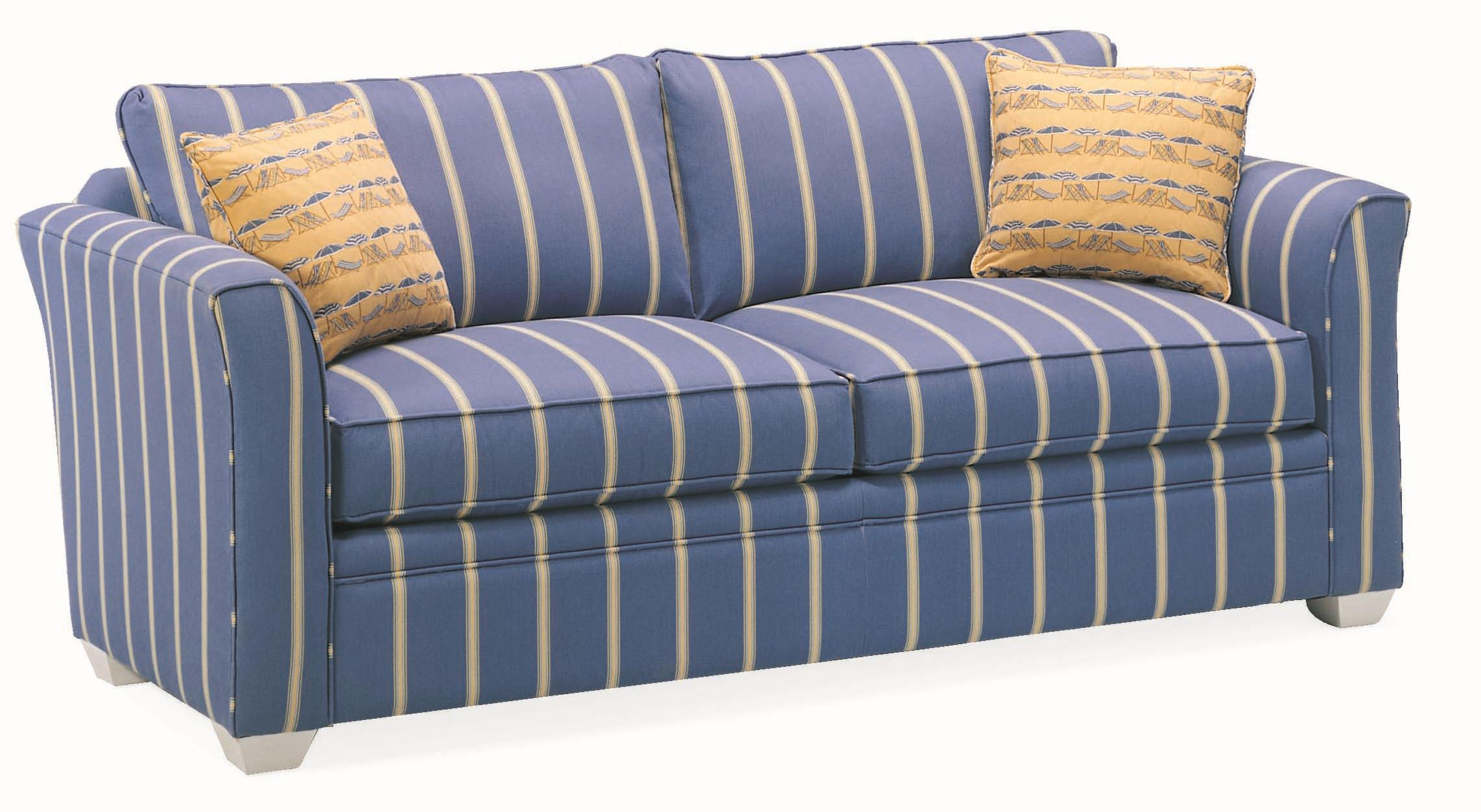 Bridgeport 2-Seater Stationary Sofa by Braxton Culler at Alison Craig Home Furnishings