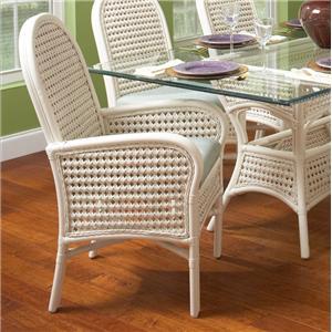 Braxton Culler Captiva  Dining Arm Chair