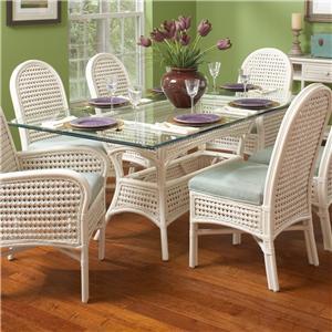 Braxton Culler Captiva  Rectangular Dining Table