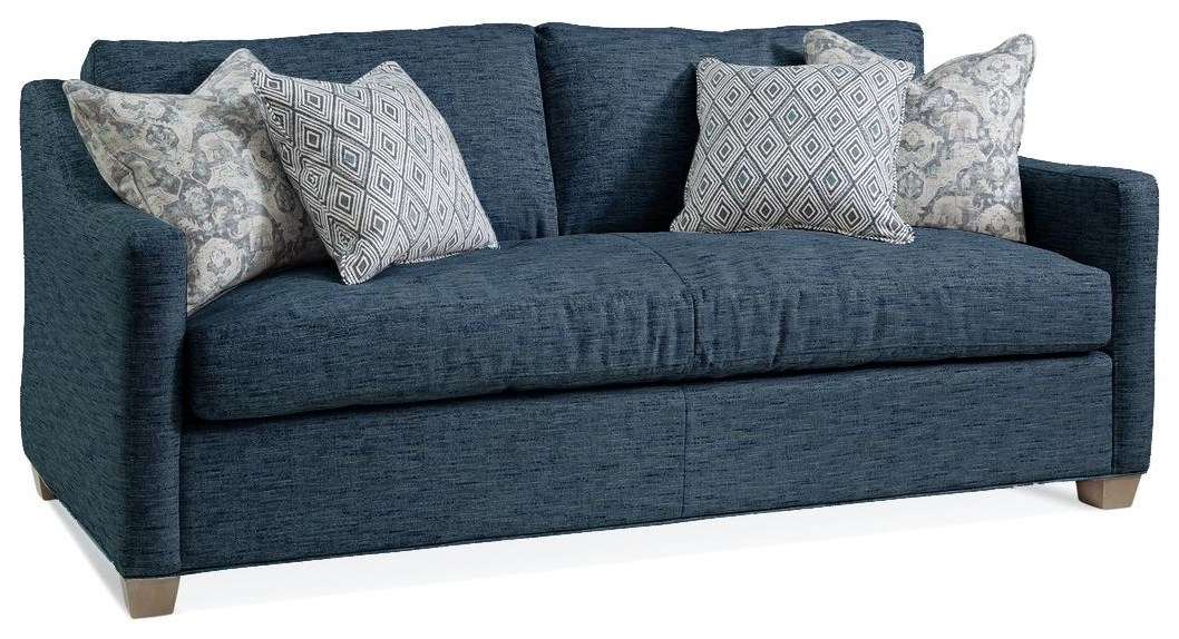 Oliver Sofa With Bench Seat by Braxton Culler at Johnny Janosik