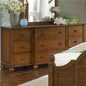 Braxton Culler Palmetto Place Master Dresser