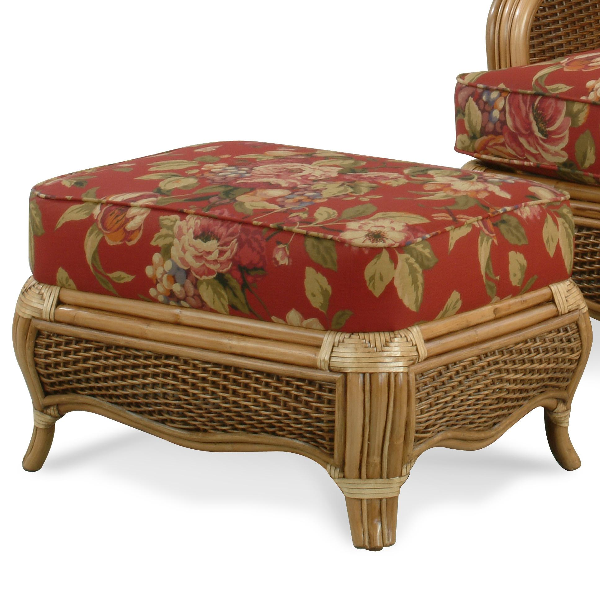 Shorewood Ottoman by Braxton Culler at Alison Craig Home Furnishings