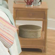 Braxton Culler Summer Retreat Nightstand