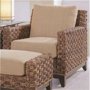 Modern Wicker Chair