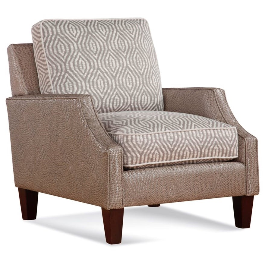 Urban Options Customizable Chair by Braxton Culler at Alison Craig Home Furnishings