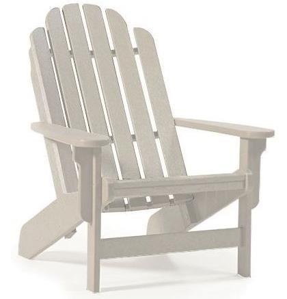 Adirondack Adirondack Shoreline Chair by Breezesta at Johnny Janosik