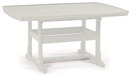 Adirondack Rectangular Table by Breezesta at Johnny Janosik