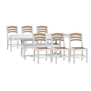 Table and Side Chairs