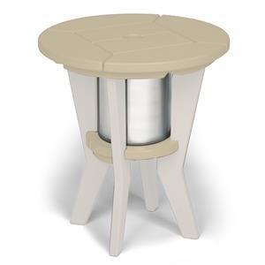 Side Beverage Table