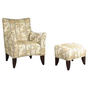 Brentwood Classics 147 Chair and Ottoman