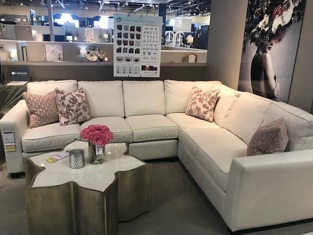 1508 2 PCE SECTIONAL by Brentwood Classics at Stoney Creek Furniture