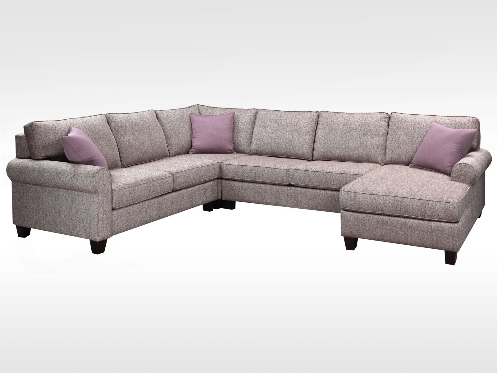 2844 Parker Sectional by Brentwood Classics at Stoney Creek Furniture