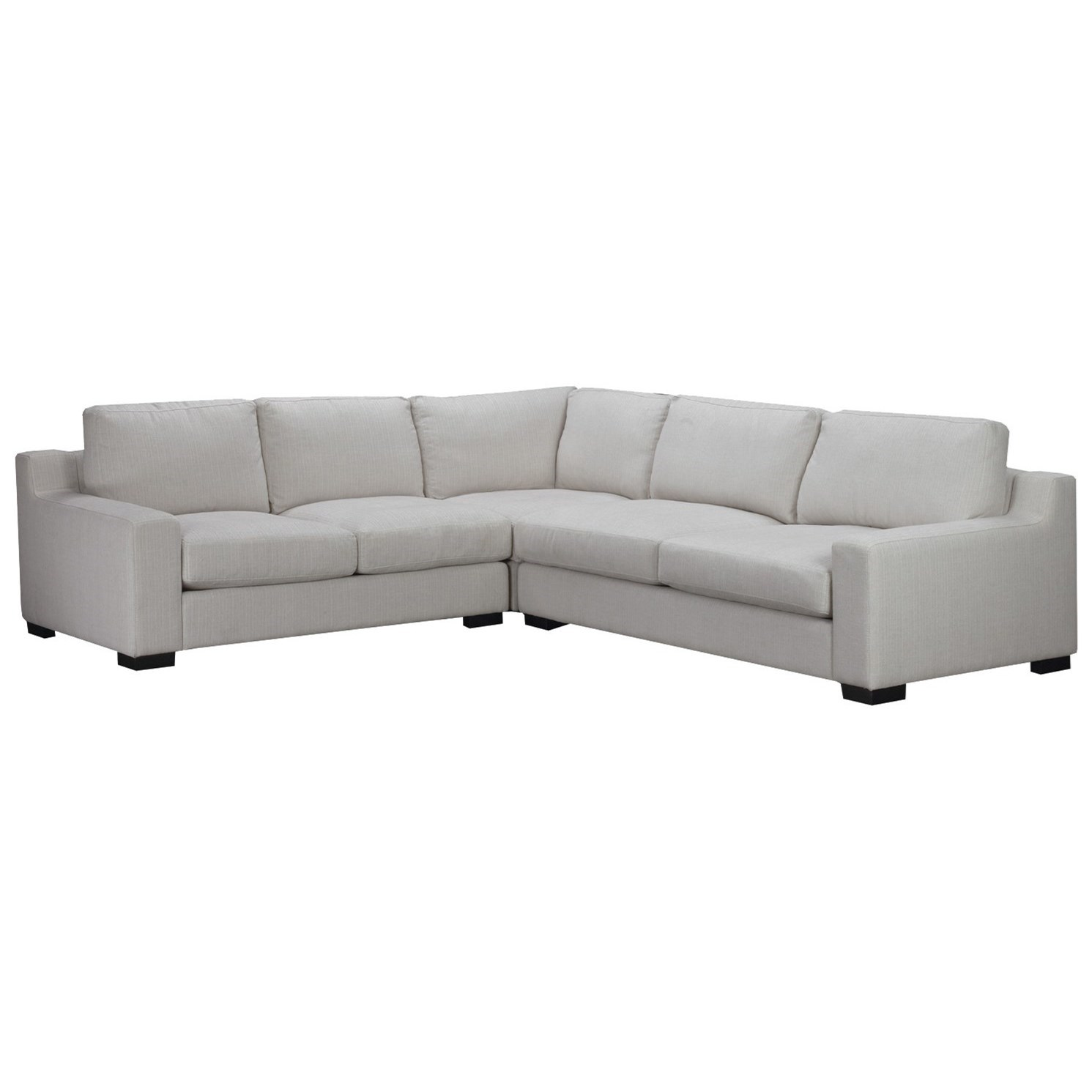 Athena 3 Piece Sectional by Brentwood Classics at Stoney Creek Furniture