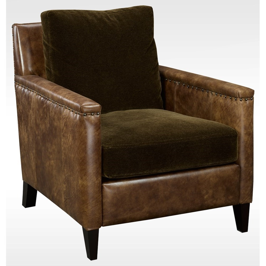 Balthazar Upholstered Chair by Brentwood Classics at Stoney Creek Furniture