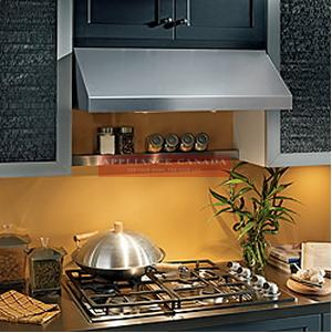"""Under Cabinet Hoods 30"""" Under-the-Cabinet Range Hood by Broan at Furniture and ApplianceMart"""