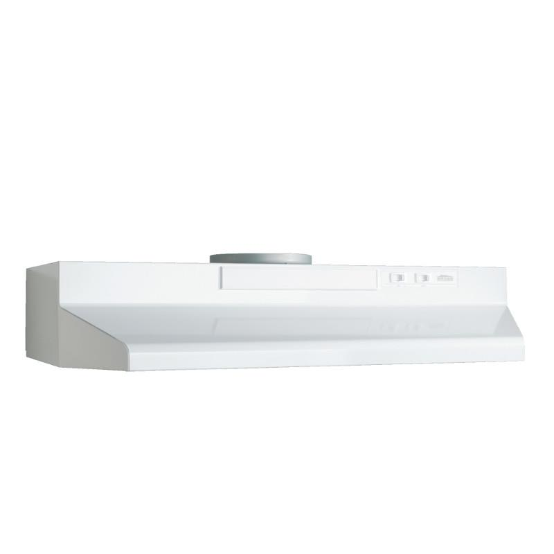 """Under Cabinet Hoods 42"""" 190 CFM Convertible Range Hood by Broan at Furniture and ApplianceMart"""