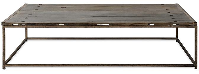 Anton  Coffee Table by Brownstone at Alison Craig Home Furnishings