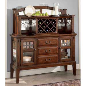 Broyhill Furniture Vantana Three Drawer Server