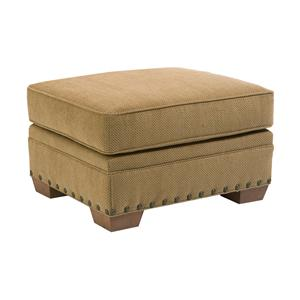 Broyhill Furniture Cambridge Casual Style Ottoman