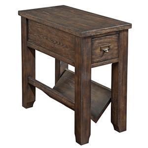 Broyhill Furniture Attic Retreat Chairside Table