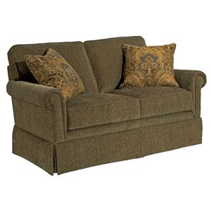 Broyhill Furniture Audrey Upholstered Love Seat