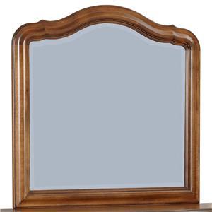 Broyhill Furniture Creswell Chesser Mirror
