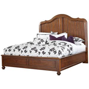 Broyhill Furniture Creswell California King Panel Bed