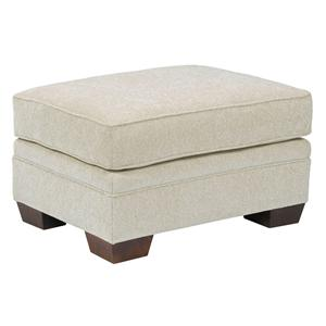 Broyhill Furniture Landon Transitional Ottoman