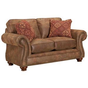 Broyhill Furniture Laramie Loveseat
