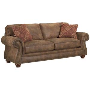 Broyhill Furniture Laramie Air Dream Sofa Sleeper