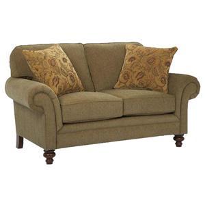 Broyhill Furniture Larissa Upholstered Love Seat