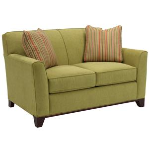 Broyhill Furniture Layla Upholstered Loveseat