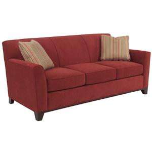 Broyhill Furniture Layla Stationary Sofa