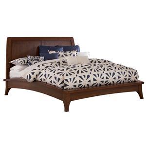 Broyhill Furniture Mardella Queen Platform Bed