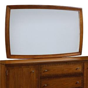 Broyhill Furniture Mardella Landscape Dresser Mirror