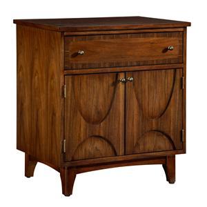 Broyhill Furniture Mardella Door Nightstand